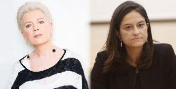 Βάλλει κατά της υπουργού Παιδείας, Νίκης Κεραμέως η Έλενα Ακρίτα για το θέμα της σεξουαλικής διαπαιδαγώγησης στα σχολεία