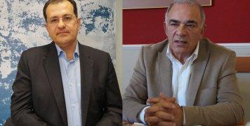 Ο Θόδωρος Βαλσαμίδης στη... θέση Γιάννη Ξενάκη για το θέμα του αεροδρομίου Χίου