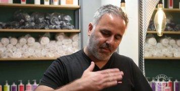 Projecc Happiness: Ombre balayage & φυσικά ξανοίγματα από τον Αλέξανδρο Βαβούλη