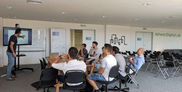Το Athens Digital Lab ανοικτό σε καινοτόμες προτάσεις για μια «έξυπνη» πόλη