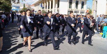 Για πρώτη φορά στην παρέλαση τμήμα του TEENS