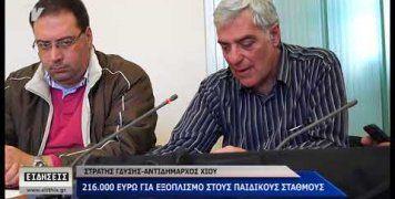216.000 ευρώ για εξοπλισμό στους παιδικούς σταθμούς