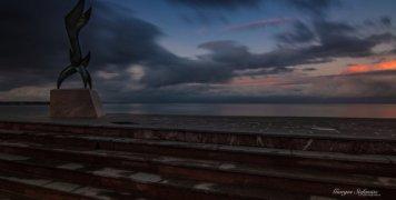 Το λιμάνι της Χίου από τον φωτογραφικό φακό του Γιώργου Στεφανιά