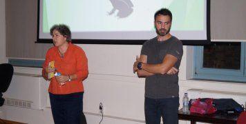 Παρουσιάστηκαν τα ερπετά και αμφίβια της Χίου από τον Ηλία Στραχίνη