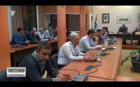 Συνεδρίαση Δημοτικού συμβουλίου