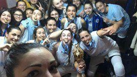 Κυπελλούχος Χίου για 3η συνεχόμενη φορά στέφθηκε ο Αιγέας στις Γυναίκες