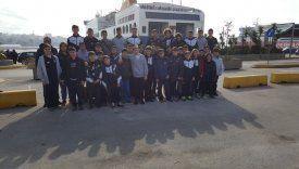 Οι αναπτυξιακές ομάδες πόλο του ΝΟΧ στην Πάτρα