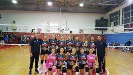 Η ομάδα του Νηρέα Καρδαμύλων στην Α2 βόλεϊ Γυναικών για την περίοδο 2018-2019