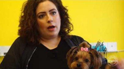 Project Happiness: Η σωστή περιποίηση των σκυλιών από τη Λένια Σταμούλη