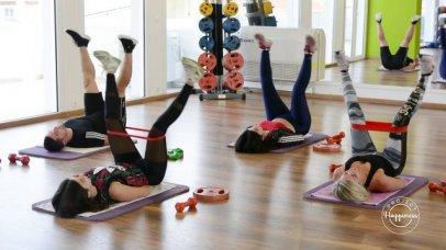 Project Happiness: Brazilian Hips από το γυμναστήριο Ηρακλής
