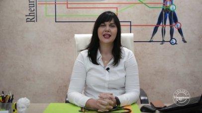 Project Happiness: Η ρευματοειδής αρθρίτιδα από την Όλγα Λουκαδάκη