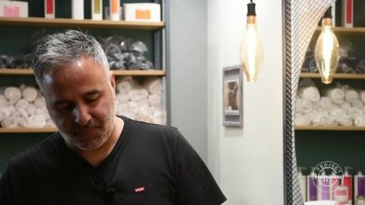 Project Happiness: Φροντίδα & προστασία ταλαιπωρημένων μαλλιών από τον Αλέξανδρο Βαβούλη