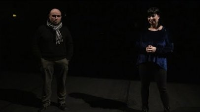 "Project Happiness: Σύλλογος Φίλων Θεάτρου & Τέχνης ""Παρασκήνιο 18"""