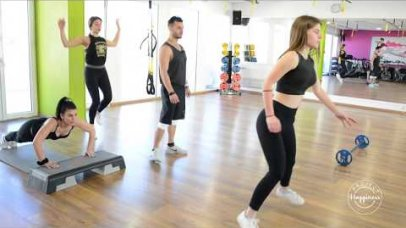 Project Happiness: Ομαδικό πρόγραμμα boot camp από το γυμναστήριο Ηρακλής