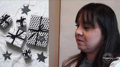 Project Happiness Σκανδιναβικό & ρουστίκ ρεύματα διακόσμησης Χριστουγέννων απ τη Δώρα Μαγγανά