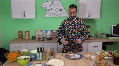 Project Happiness: Τα ενδιάμεσα γεύματα από τον Στυλιανό Κάρλο