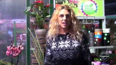 Project Happiness: Προστασία φυτών από το κρύο με τη Μαρία Τσιαδή