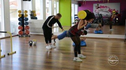 Project Happiness: Cross training από το γυμναστήριο Ηρακλής