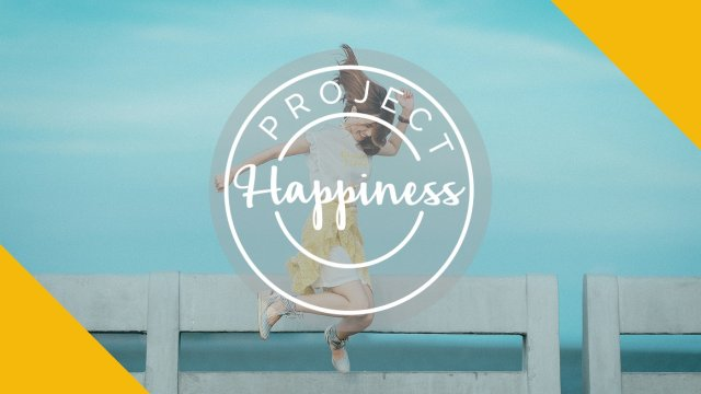 Project Happiness 3η Εκπομπή