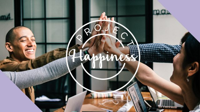 Project Happiness 21η εκπομπή 01/05/19